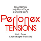 PERLONEX / KEITH ROWE / CHARLEMAGNE PALESTINE. TENSIONS