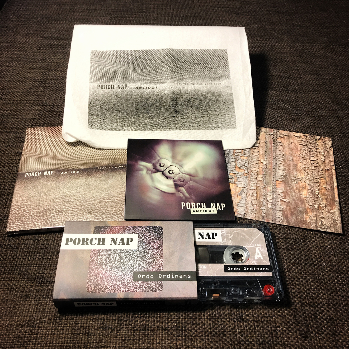 Porch Nap - Antidot (Selected Works 2007-2017) (CD, Special Edition)